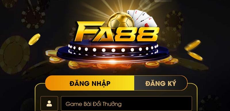 Nhanh chóng trải nghiệm cổng game Fa88 để nhận ưu đãi sốc nhé
